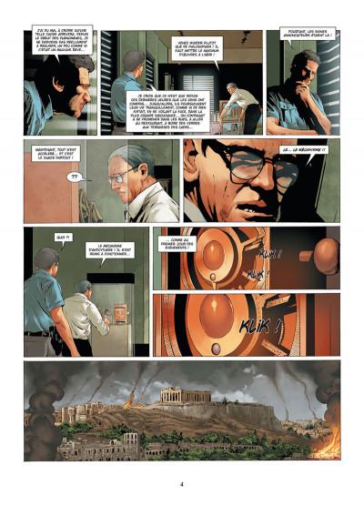 Page 2 Prométhée tome 11 - Le Treizième Jour
