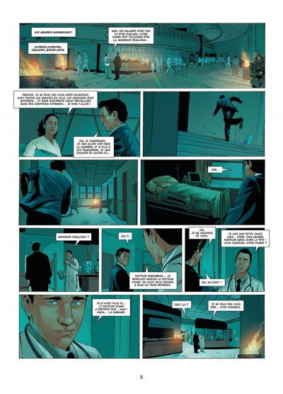 Page 3 Prométhée tome 11 - Le Treizième Jour