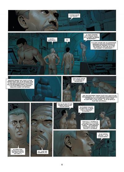 Page 4 Prométhée tome 11 - Le Treizième Jour