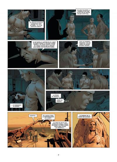 Page 5 Prométhée tome 11 - Le Treizième Jour
