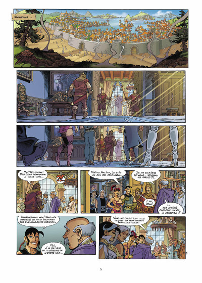 Page 6 Marlysa tome 14