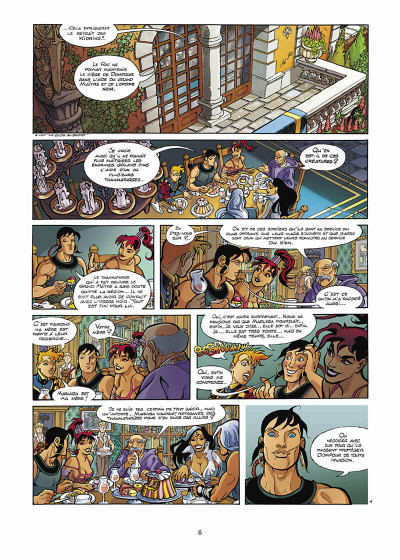Page 7 Marlysa tome 14