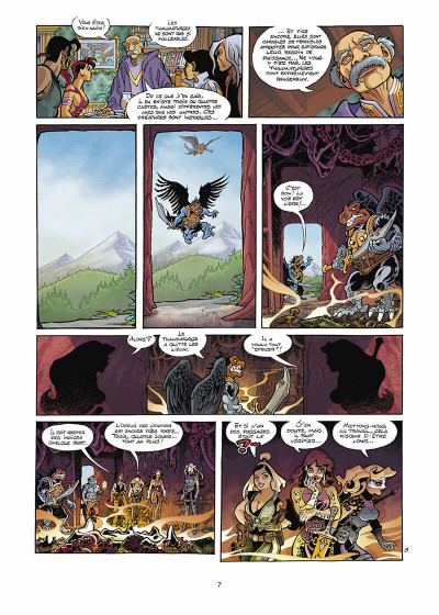 Page 8 Marlysa tome 14