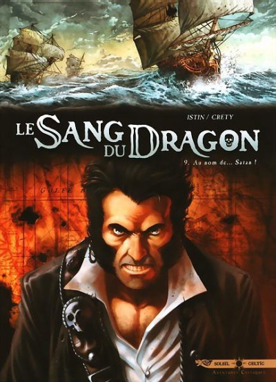 Couverture Le Sang du dragon tome 9