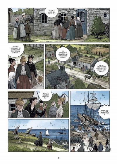 Page 6 Entre terre et mer tome 2