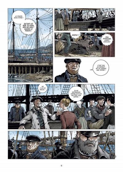 Page 7 Entre terre et mer tome 2