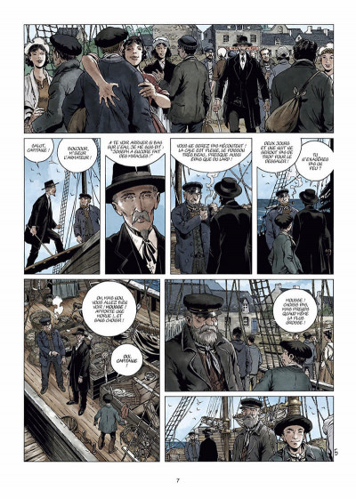 Page 8 Entre terre et mer tome 2