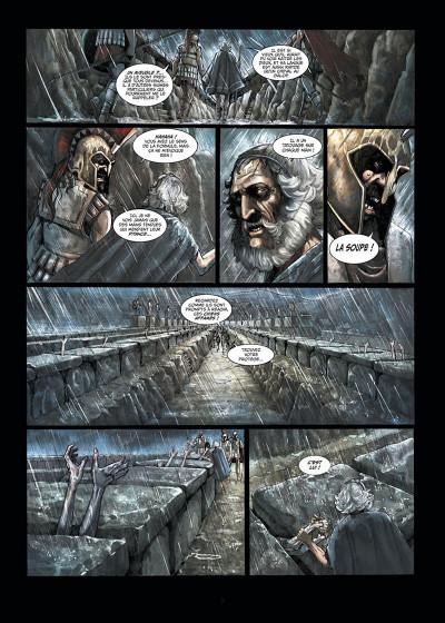 Page 4 Oracle tome 5 - La Veuve