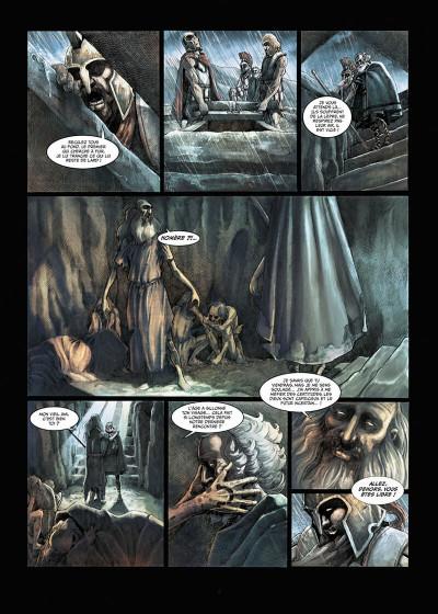 Page 5 Oracle tome 5 - La Veuve