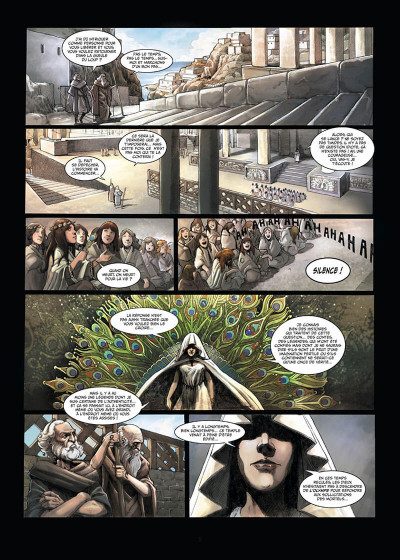 Page 6 Oracle tome 5 - La Veuve