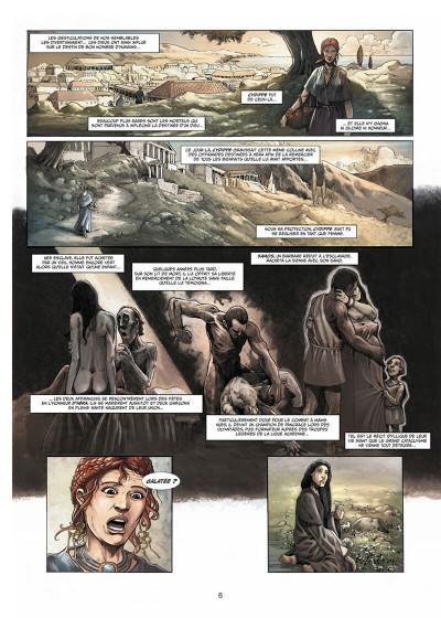 Page 7 Oracle tome 5 - La Veuve