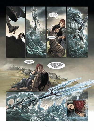 Page 8 Oracle tome 5 - La Veuve