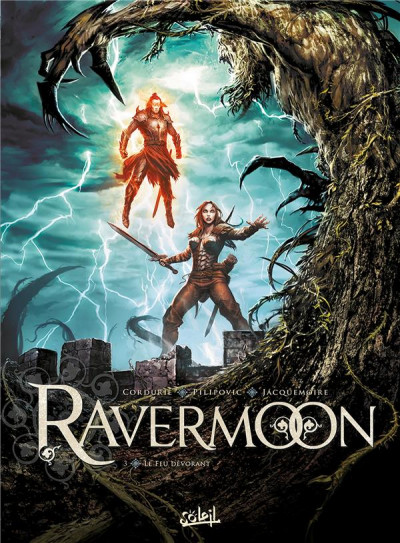image de Ravermoon tome 3 - Le Feu dévorant