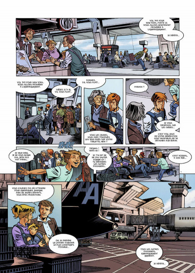 Page 4 Nemesis tome 7 - No such agency