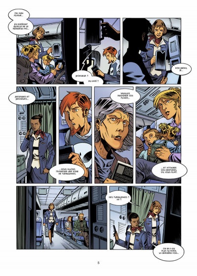 Page 6 Nemesis tome 7 - No such agency