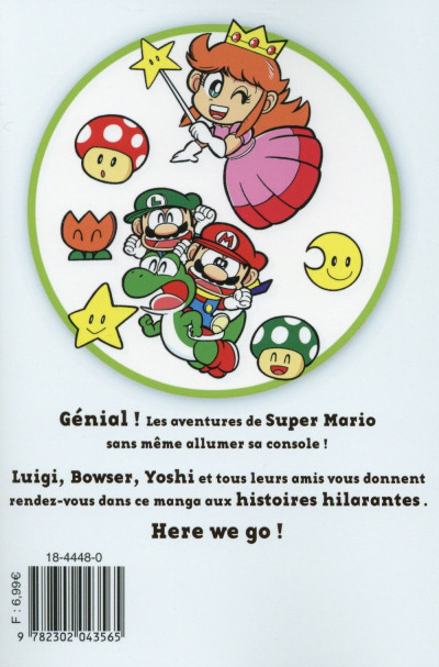 Dos Super Mario - Manga Adventures tome 2