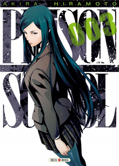 Couverture Prison School tome 3