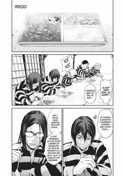 Page 8 Prison School tome 3