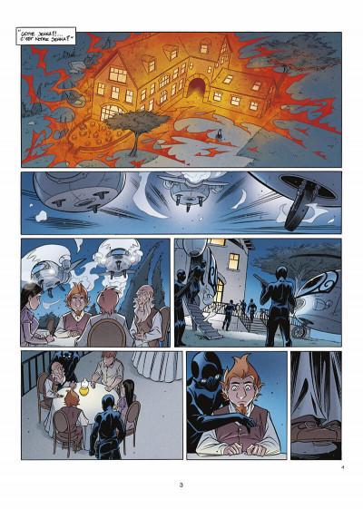 Page 4 Les Arcanes du