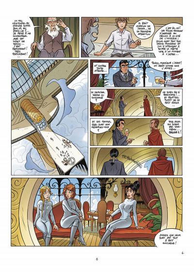 Page 7 Les Arcanes du