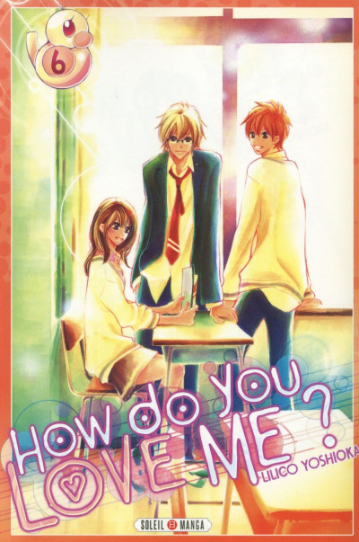 Couverture How do you love me ? tome 6