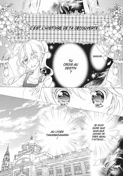 Page 6 Super Darling ! tome 1