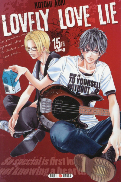 image de Lovely Love Lie tome 15
