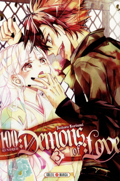 image de 100 Demons of Love tome 3