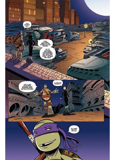 Page 6 Teenage Mutant Ninja Turtles - Les Nouvelles Aventures tome 2