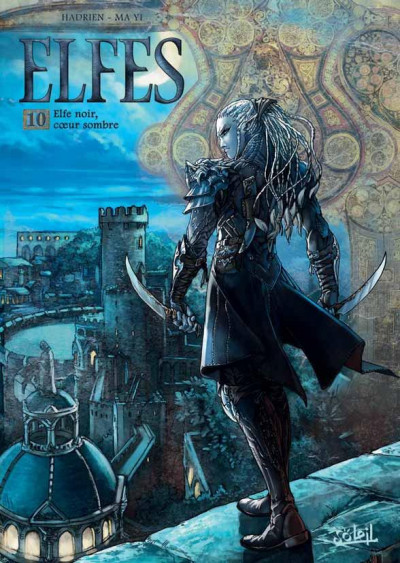 Couverture Elfes tome 10