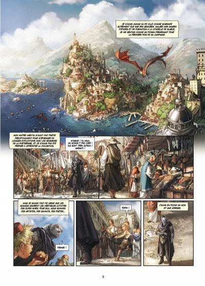 Page 1 Elfes tome 10