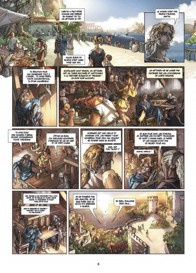 Page 4 Elfes tome 10