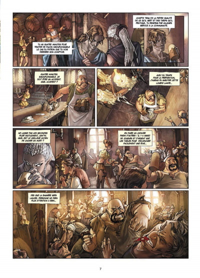 Page 5 Elfes tome 10