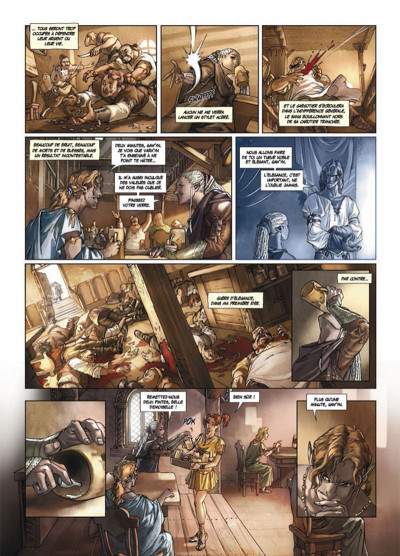 Page 6 Elfes tome 10