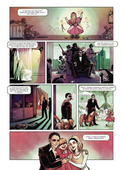 Page 1 Rhapsody tome 2 - Scaramouche ! Scaramouche !