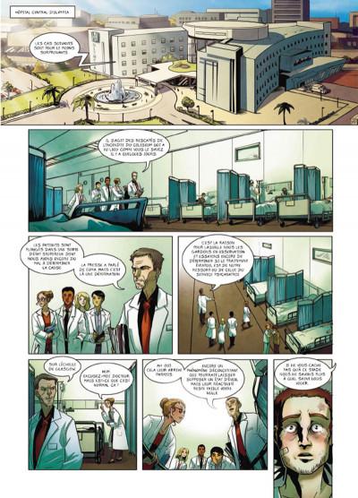 Page 3 Rhapsody tome 2 - Scaramouche ! Scaramouche !