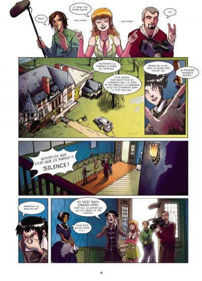 Page 4 Rhapsody tome 2 - Scaramouche ! Scaramouche !