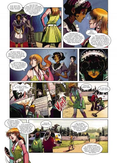 Page 5 Rhapsody tome 2 - Scaramouche ! Scaramouche !