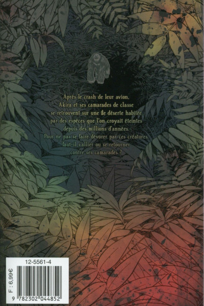 Dos Cage of Eden tome 10