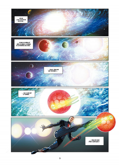Page 1 PSG Heroes tome 2