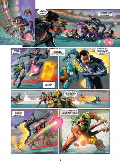 Page 2 PSG Heroes tome 2