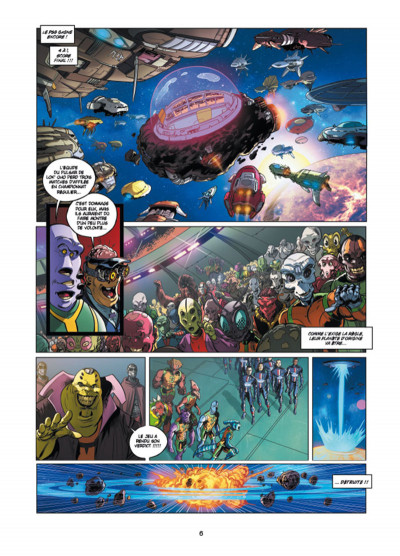 Page 4 PSG Heroes tome 2