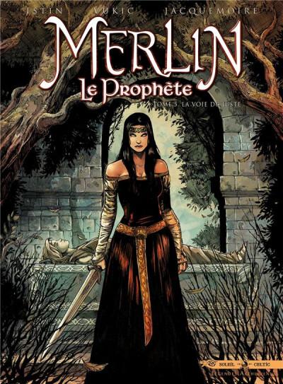 image de Merlin le Prophète tome 5 - La Voie du juste