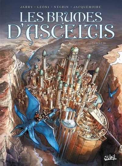 Couverture Les brumes d'Asceltis tome 7
