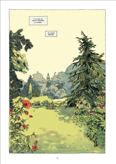 Page 0 Le Jardin de minuit