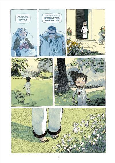 Page 1 Le Jardin de minuit