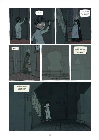 Page 3 Le Jardin de minuit