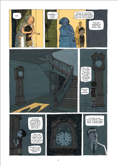 Page 4 Le Jardin de minuit
