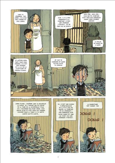Page 5 Le Jardin de minuit