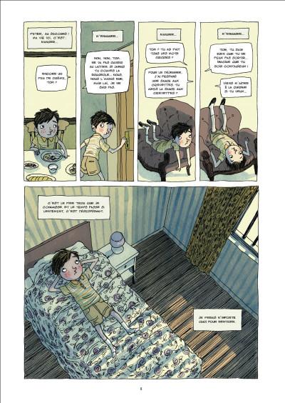 Page 6 Le Jardin de minuit